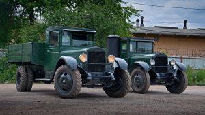 Легендарные военные автомобили