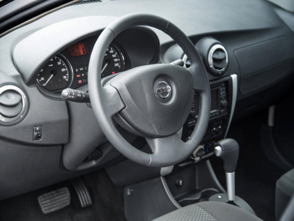 Nissan Almera (G15)