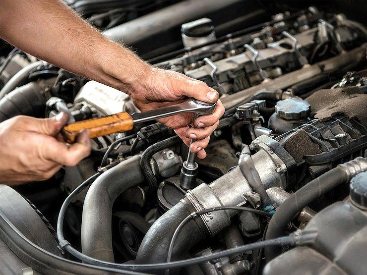Ремонт дизельных двигателей любой сложности