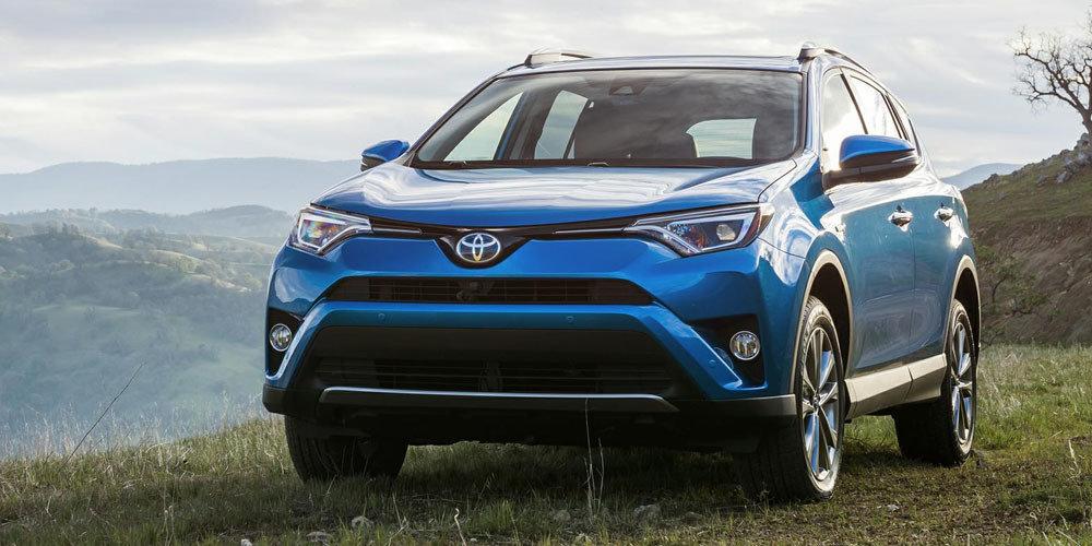 Toyota RAV4 (XA40)