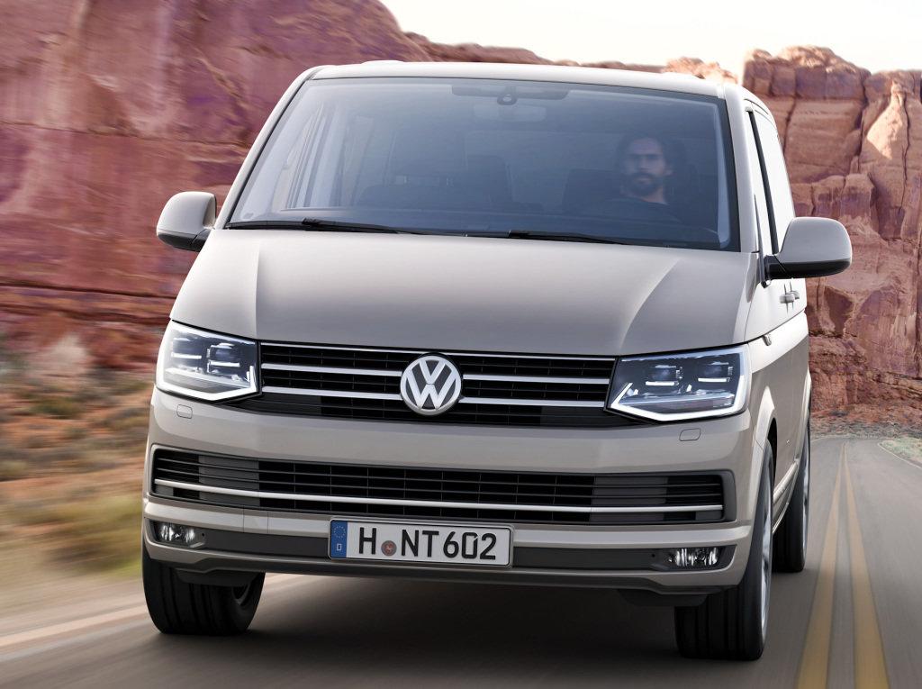 Volkswagen Transporter (T6)