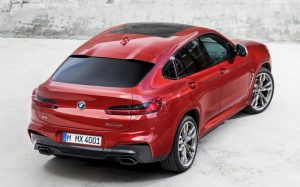 Хэтчбек BMW X4