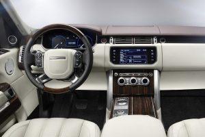 Полноразмерный внедорожник Range Rover, четвертое поколение