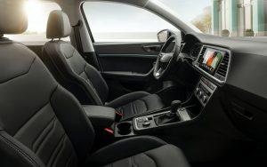 Seat Ateca 2021 – новый дизель и косметический фейслифтинг